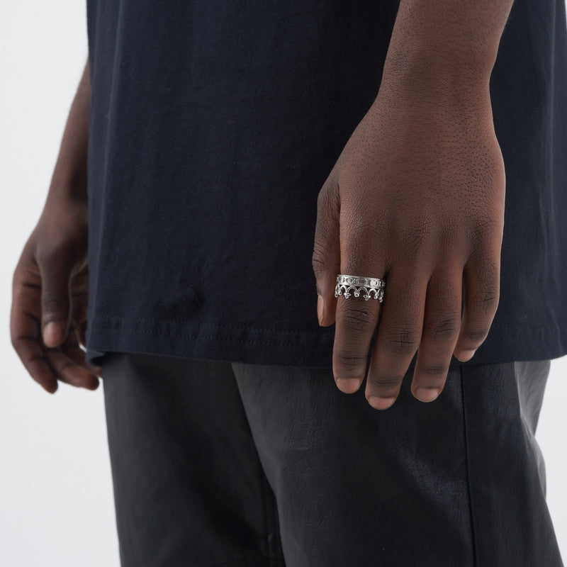 Crown Ring (Silver)
