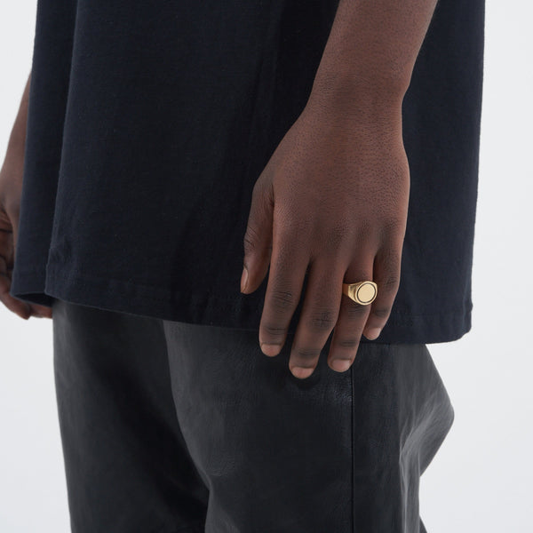 Signet 2.0 Ring (Gold)
