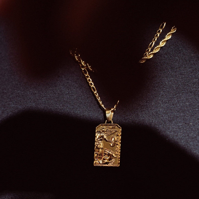 St. Michael (Gold)