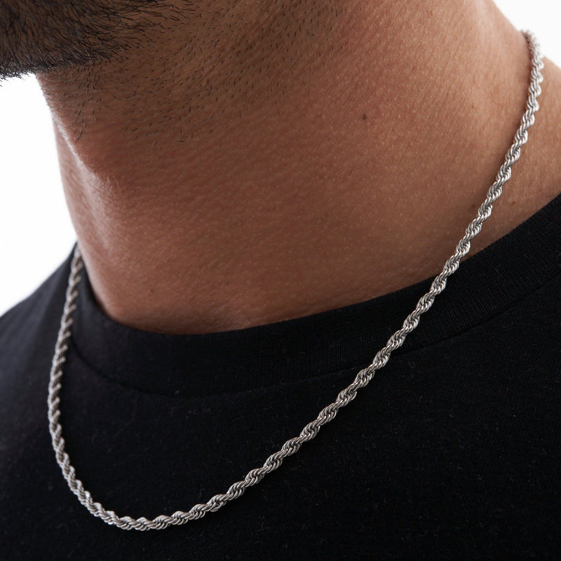 Rope (Silver) 3mm