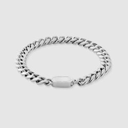 Cuban Bracelet (Silver) 8mm