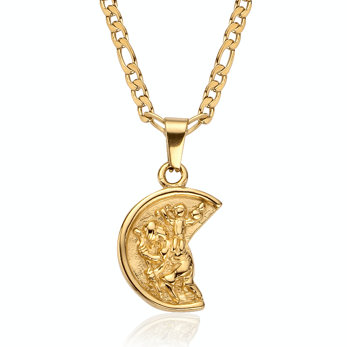 St. Christopher (Gold)