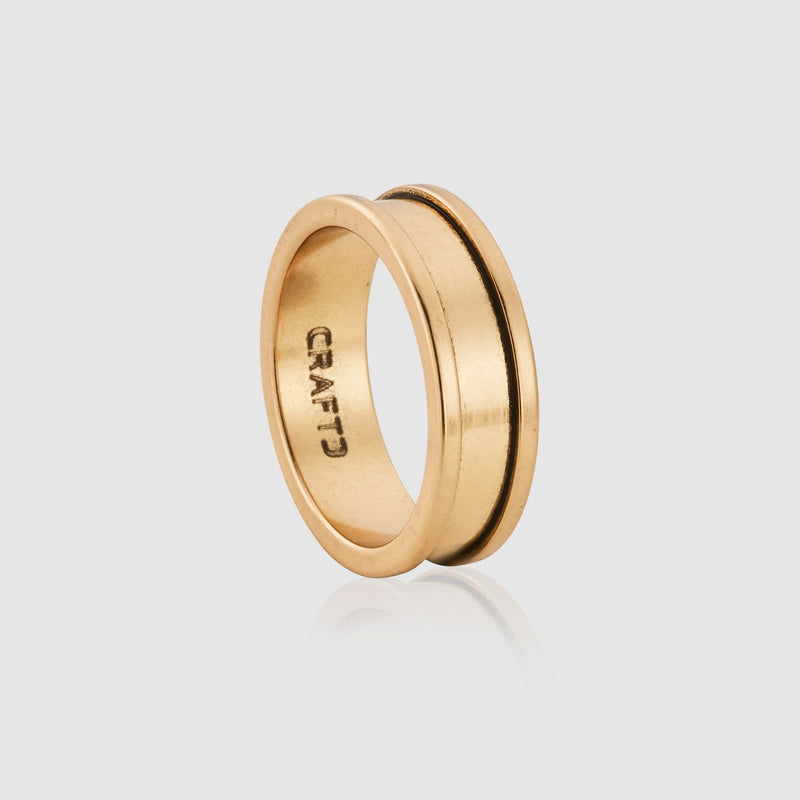 Band Ring (Gold)