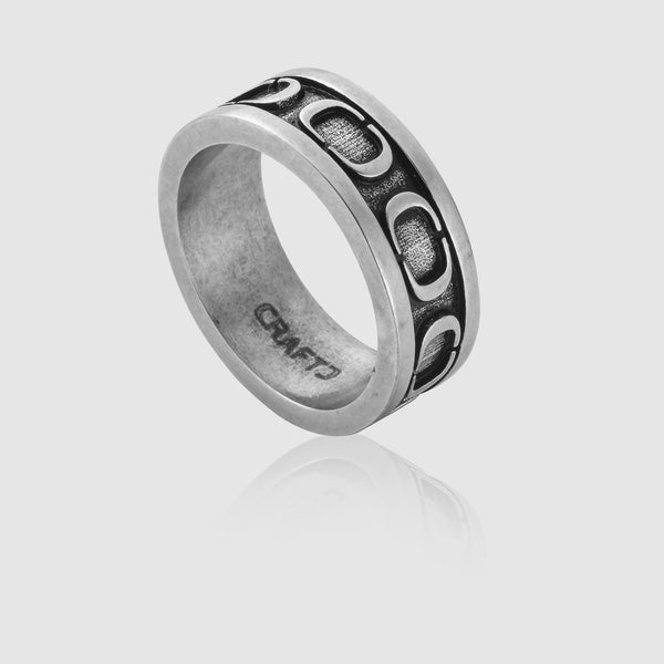 CRAFTD Band Ring (Silver)