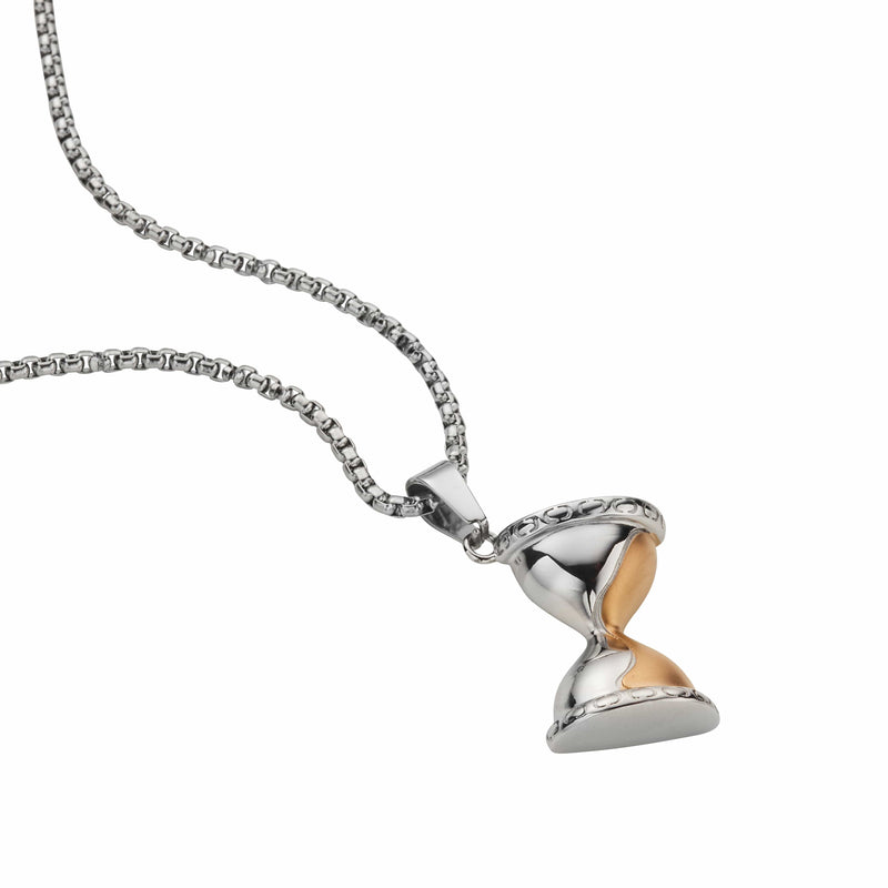 Hourglass (Silver)