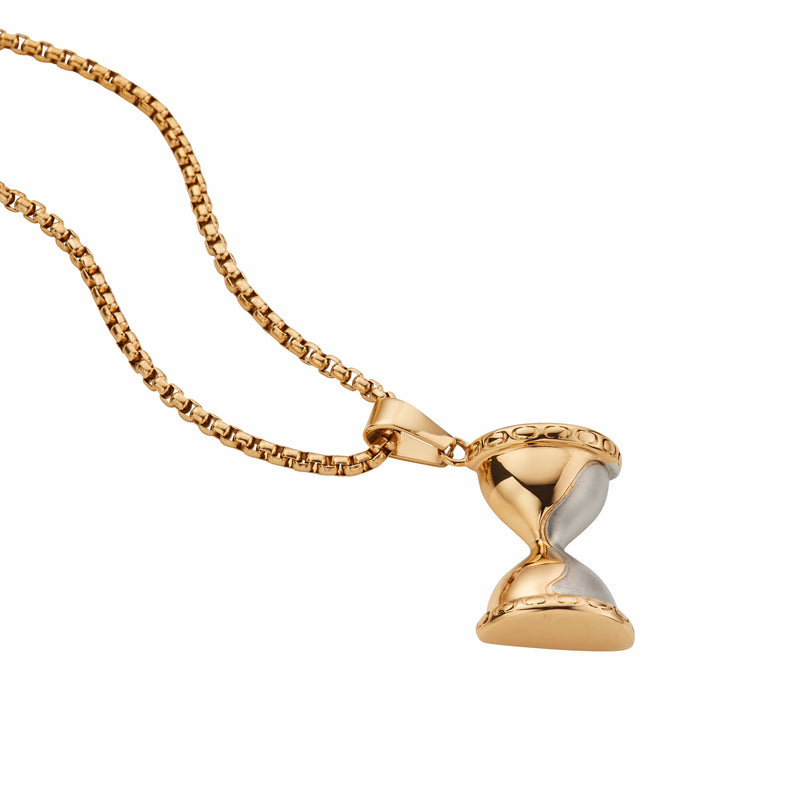 Hourglass (Gold)