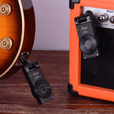 Wireless Guitar System with Transmitter Receiver and Cable