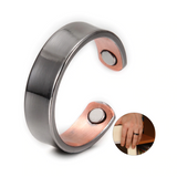 Minimalist Pure Copper Magnetic Ring
