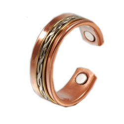 Classic Pure Copper Magnetic Ring