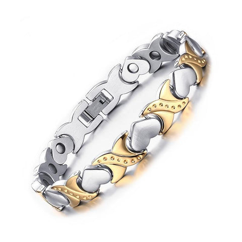 Fashionable Magnetic Therapy Bracelet for Women (SBRM058)