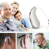 Hearing Assist Sound Amplifiers - Hearing Aid for Elderly