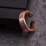 Vintage Pure Copper Magnetic Ring