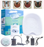 Ionic Detox Foot Bath Spa Tub Basin System