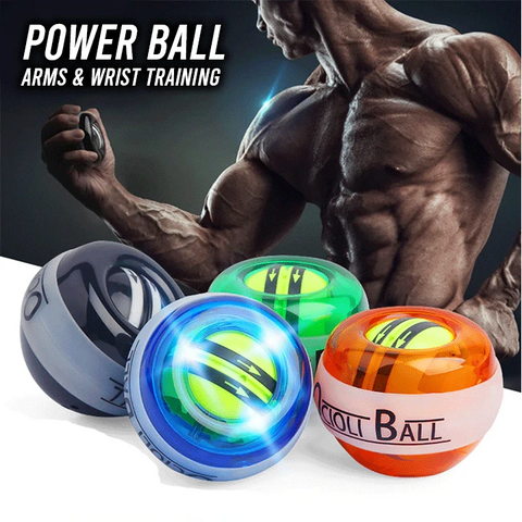 Power Ball Wrist & Arm Trainer