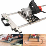Circular Saw Guide Table Rail Track