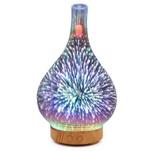 Psychedelic Oil Diffuser