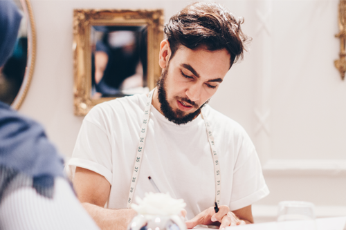 Waqaas Ahmed | Founder and Creative Director of Aywa