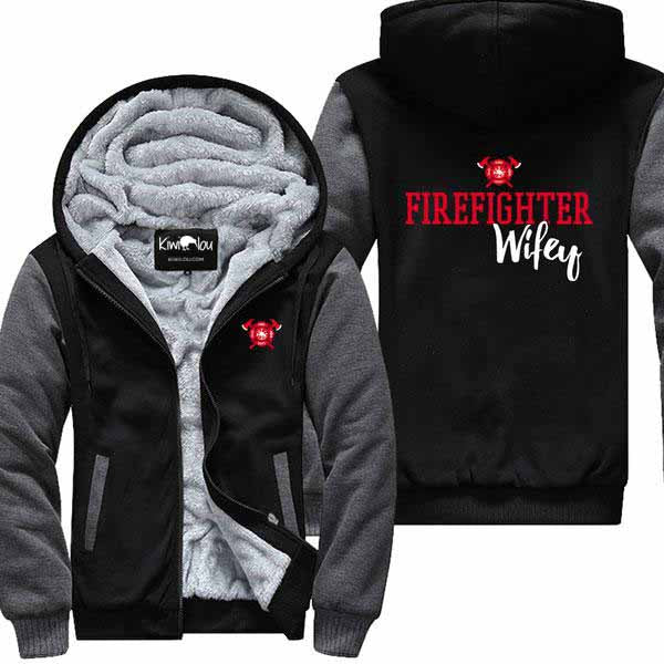 Firefighter Wifey - Jacket