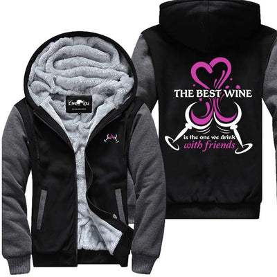 The Best Wine - Jacket