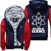 My Kind of Science - Wine Jacket