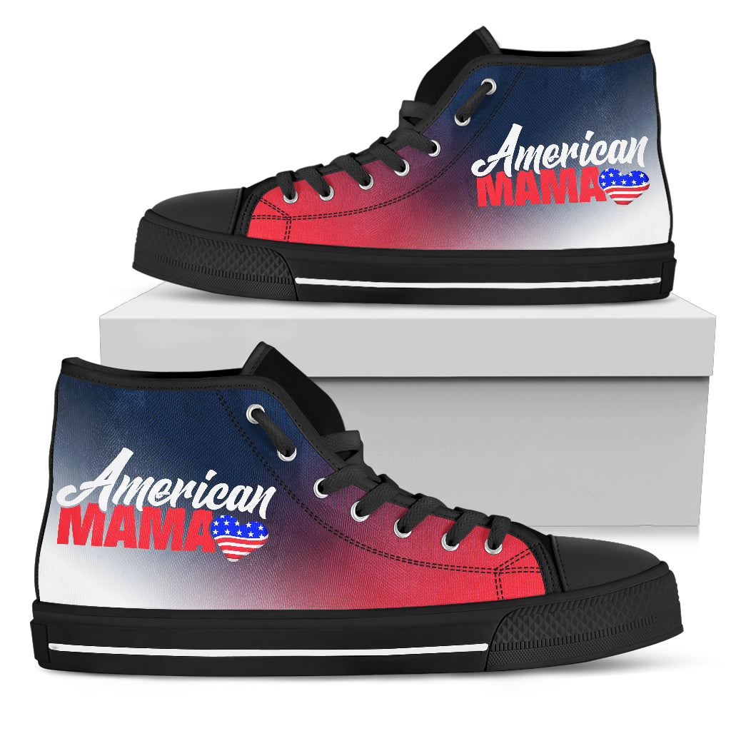 American Mama High Tops Shoes