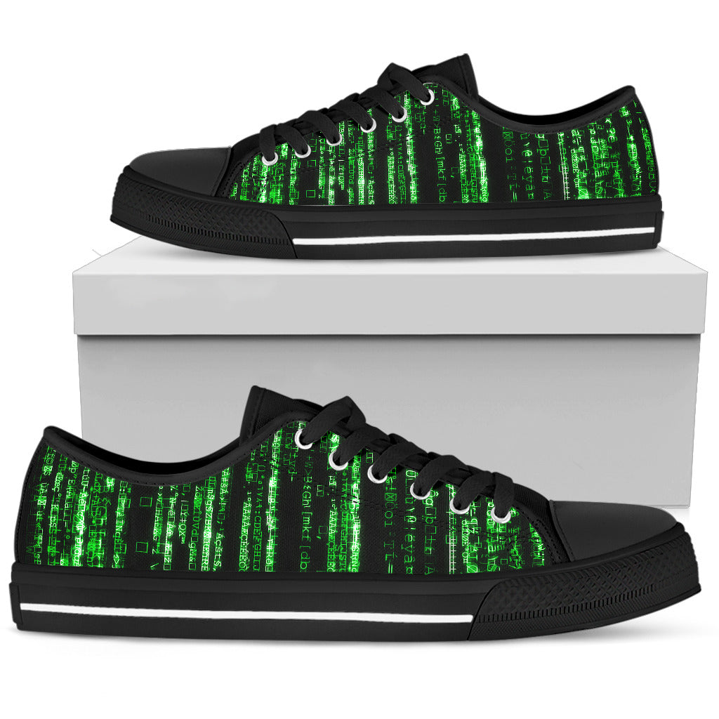 Matrix Low Top Shoes