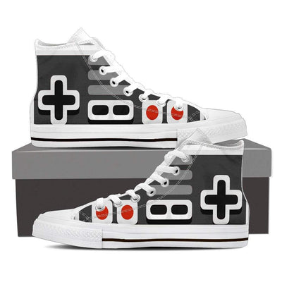 Women's Gamer Vintage High Top Shoes