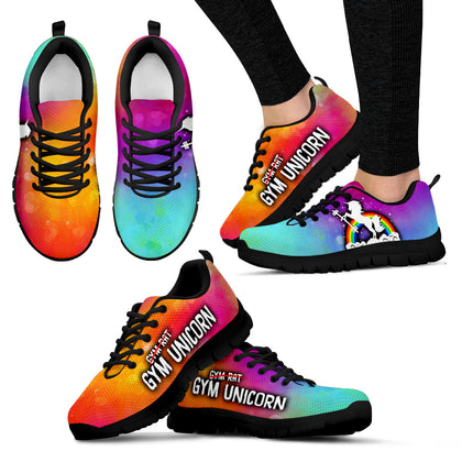 Gym Unicorn Sneakers