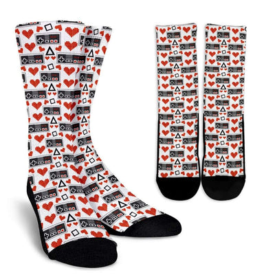 Love Gaming - Crew Socks