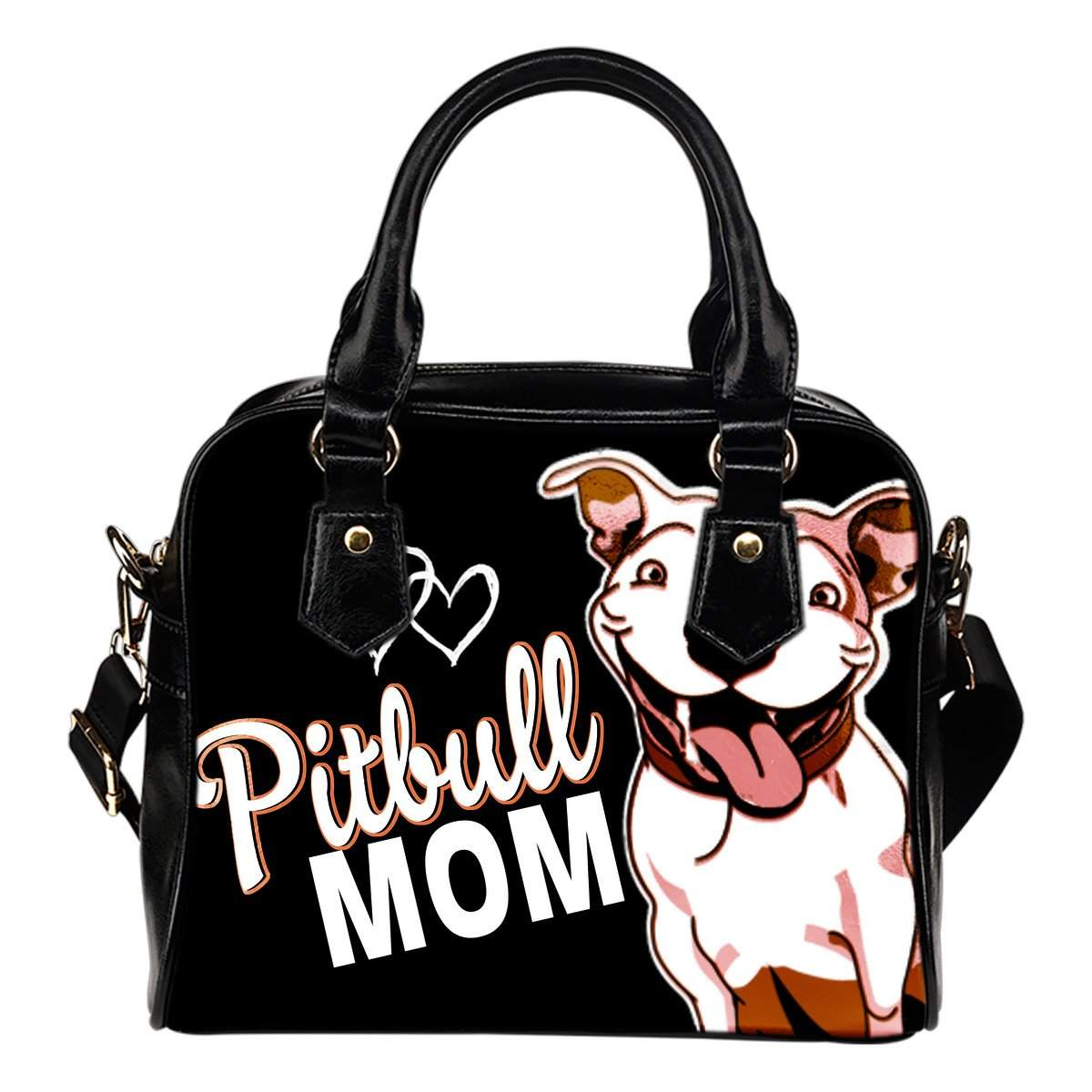 Cool Pitbull Shoulder Bag