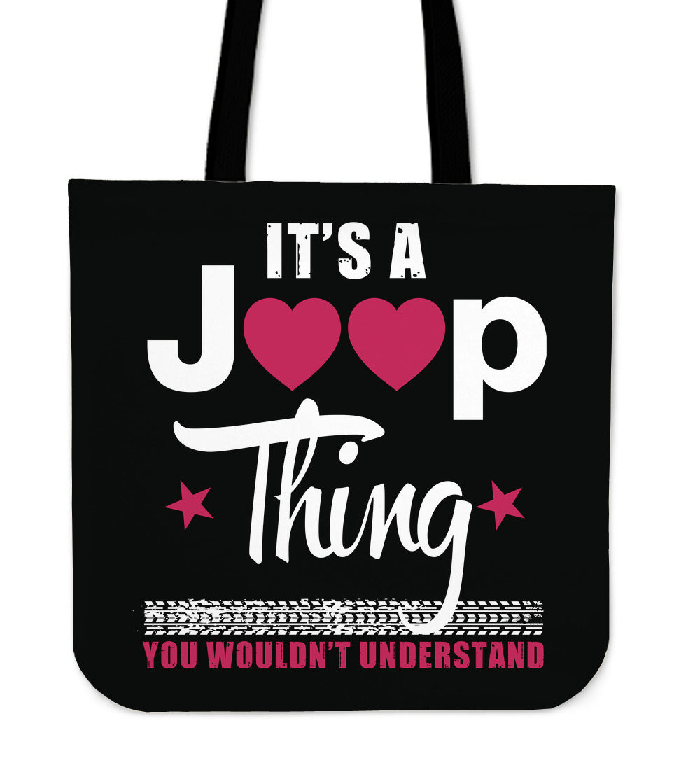 Jeep Thing - Tote Bag