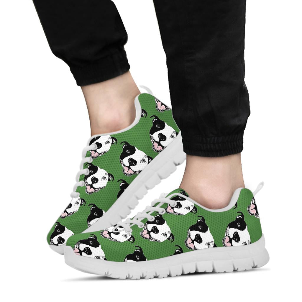Happy Pit Sneakers White Insole