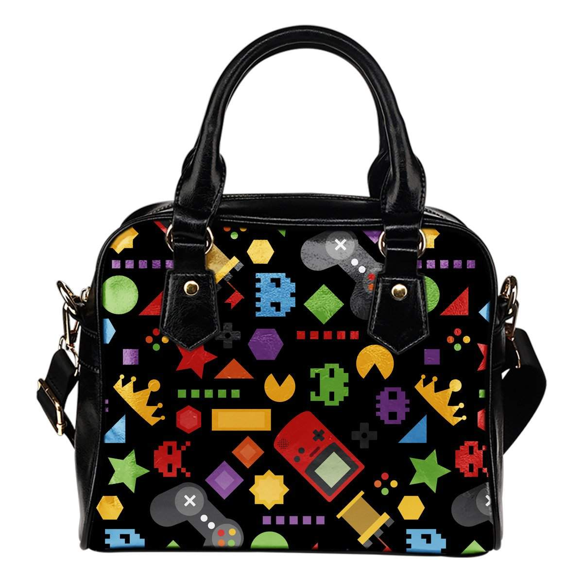 Cute Gaming Shoulder Bag