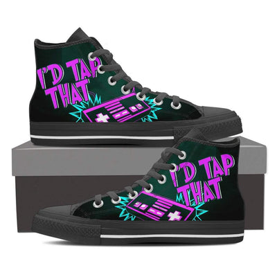 I'D Tap that Men's Gaming High Top Shoes
