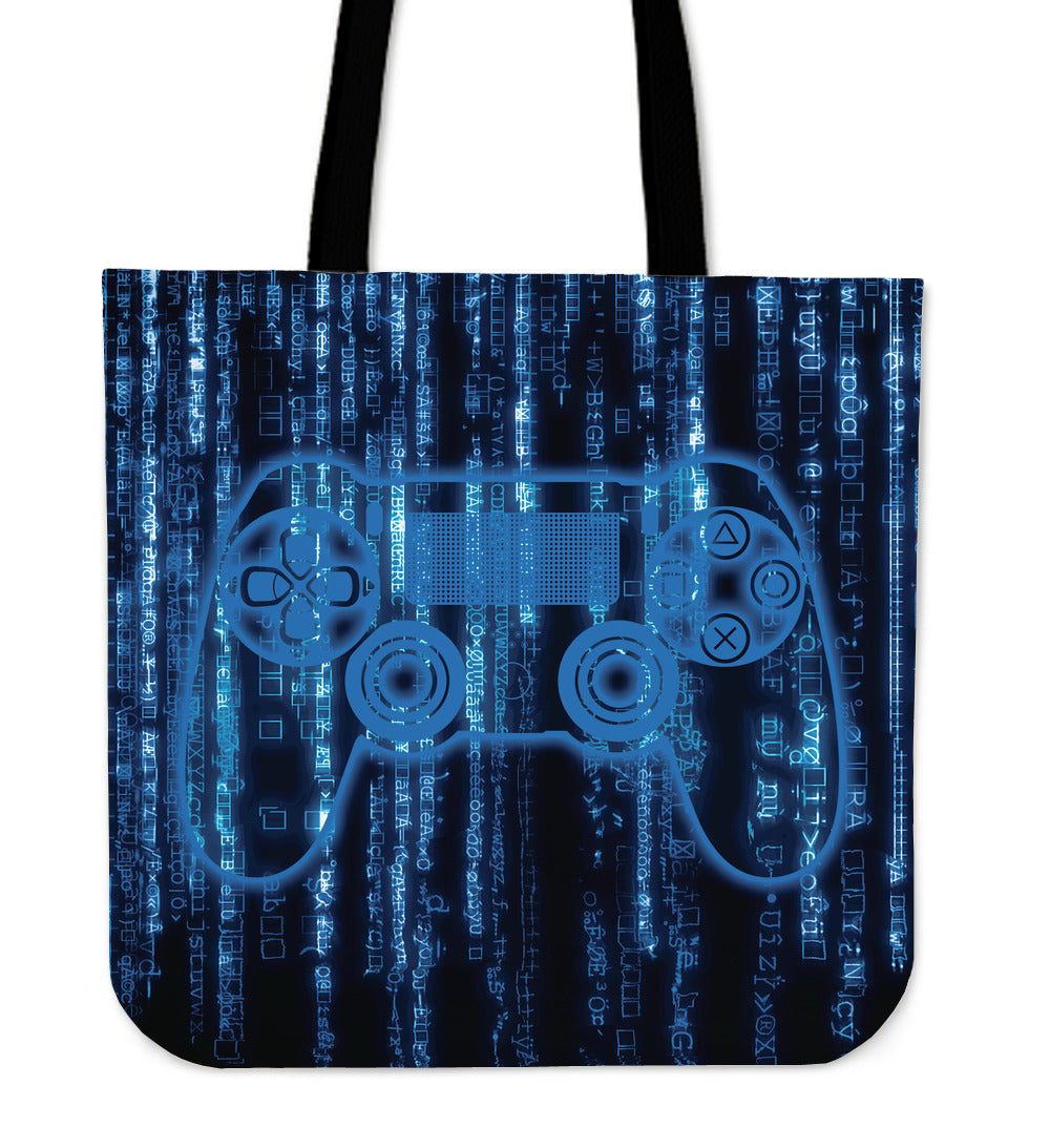 PS Matrix Tote Bag