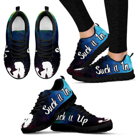 Suck it Up Gym Sneakers for Women