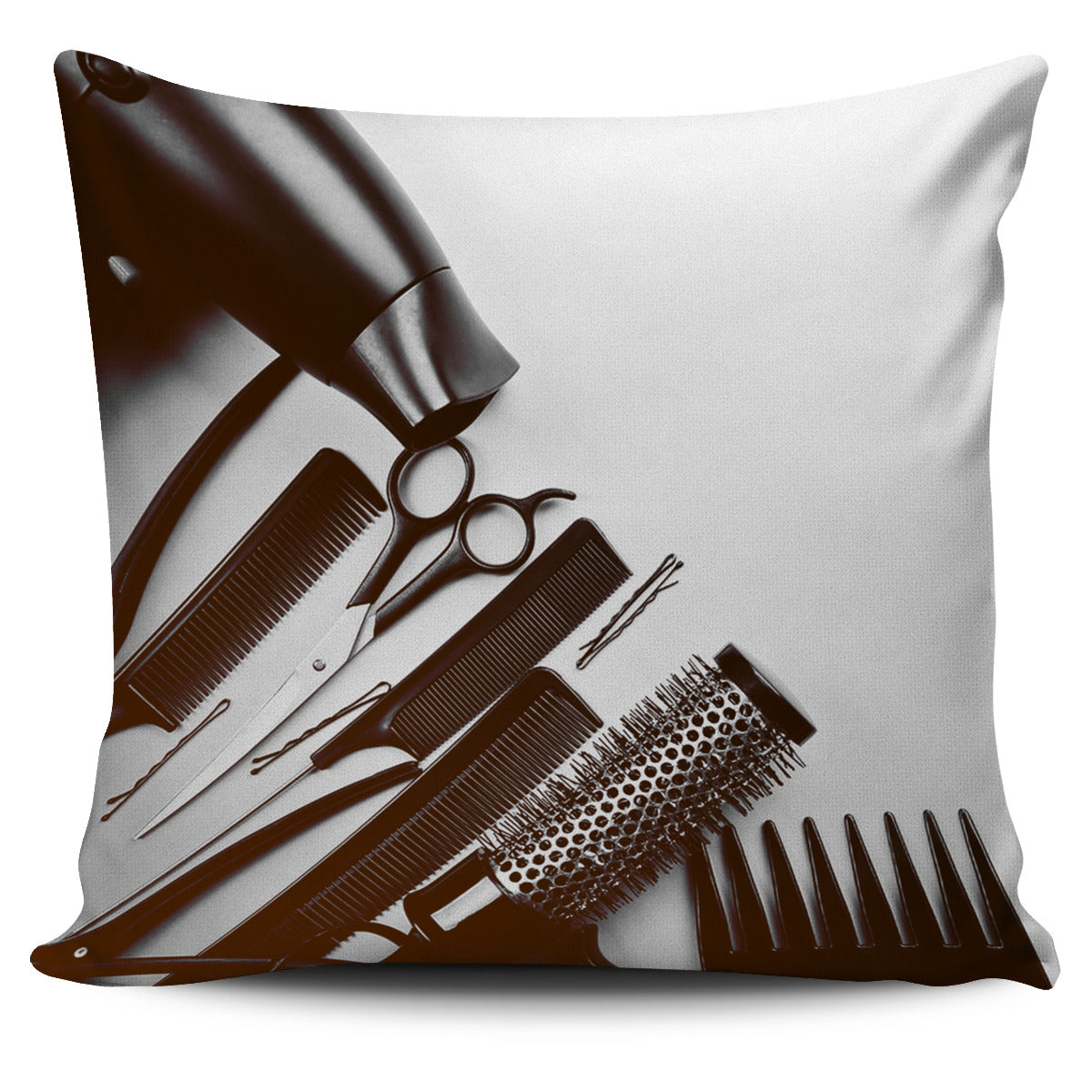 Hair Equipment Pillow Cover - Hairstylist Bestseller