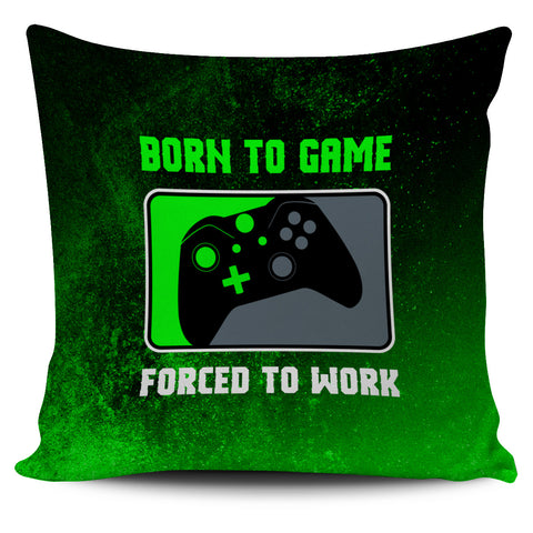 Born To Game XB Pillow Cover