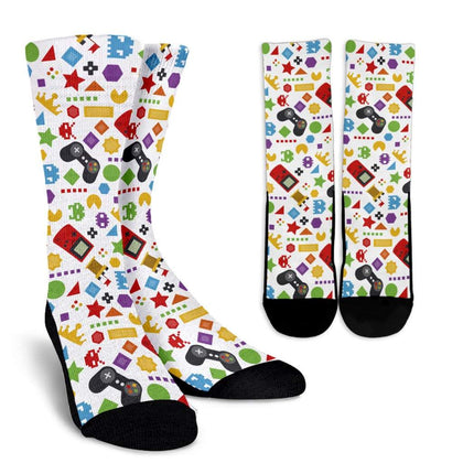 Cool Gaming Crew Socks