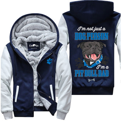 I'm A Pitbull Dad - Pitbull Jacket
