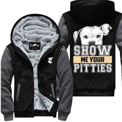 Show Me Your Pitties - Pitbull Jacket