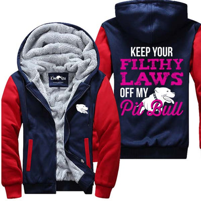 Off My Pitbull - Jacket