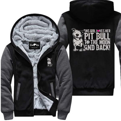 To The Moon and Back - Jacket