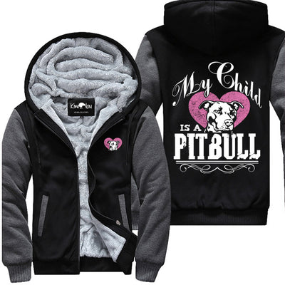 My Child Is A Pitbull - Jacket