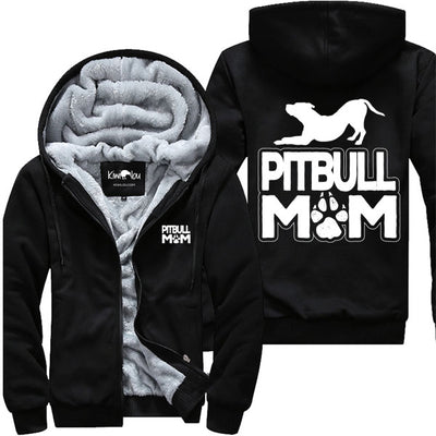 Pitbull Mom (Paw) - Jacket