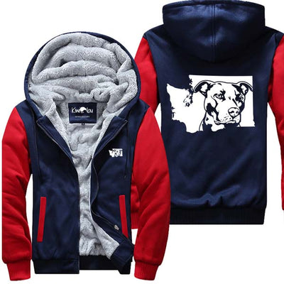 Pitbull Washington - Jacket