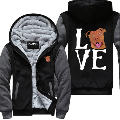 Pitbull LOVE Jacket