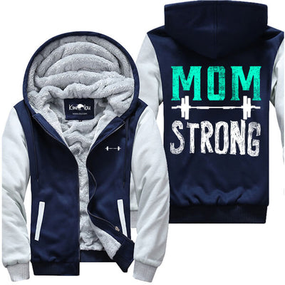 Mom Strong 3 - Fitness Jacket