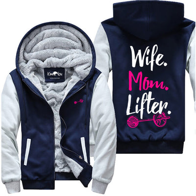 Wife Mom Lifter - Fitness Jacket