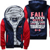 Fall In Love - Fitness Jacket